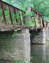 Old Union Mill Bridge